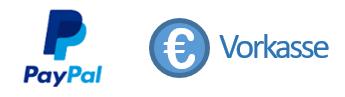 Bezahlarten auf Bioshop-24.eu